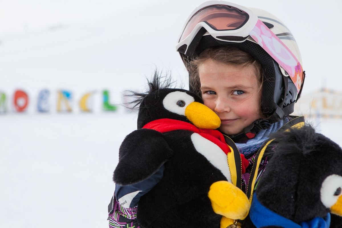 Pinguin BOBO's KINDER-CLUB® – Skischule Ofterschwang